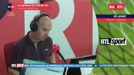 La matinale Bel RTL : La 1re semaine du Tour de France s'est achevée hier