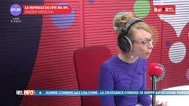 La matinale Bel RTL : L'agenda du 15/07