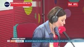 RTL INFO sur Bel RTL : RTL Info 8h du 15/07