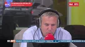 La matinale Bel RTL : Ascenseur funiculaire de Strépy-Thieu