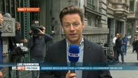 RTL INFO 13H : Le gouvernement bruxellois est sur le point d'être formé