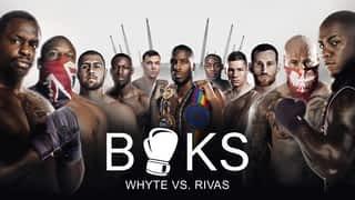Boks: Whyte vs. Rivas
