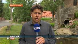 RTL INFO 19H : Une joggeuse a été agressée ce matin à Froyennes