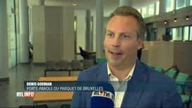 RTL INFO 19H : L'auteur de l'accident mortel hier matin à Bruxelles s'est rendu