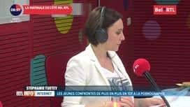 RTL INFO sur Bel RTL : RTL Info 8h du 16/07