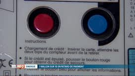 RTL INFO 13H : Focus sur les compteurs à budget pour l'électricité et le gaz