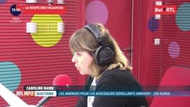 RTL INFO sur Bel RTL : RTL Info 13h du 16/07