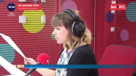 RTL INFO sur Bel RTL : RTL Info 18h du 16/07
