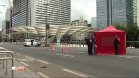 RTL INFO 19H : Le suspect de l'accident mortel à Rogier a été libéré