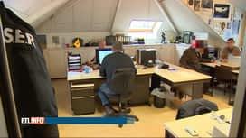 RTL INFO 19H : La justice dénonce le manque d'enquêteurs au sein de la police
