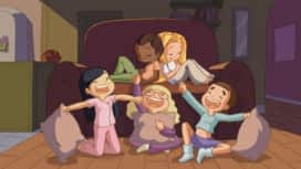 Lou : Ma soirée pyjama
