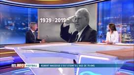 RTL INFO 13H : Serge Vermeiren évoque la mémoire de Robert Waseige en plateau