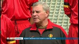 RTL INFO 13H : Portrait de Robert Waseige qui est décédé ce matin