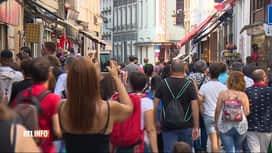 RTL INFO 19H : Les vols à la tire sont en augmentation dans la capitale