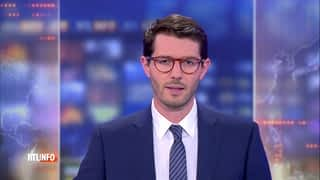 RTL INFO 19H : RTL INFO 19 heures (17/07/2019)