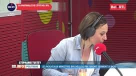 RTL INFO sur Bel RTL : RTL Info 8h du 18/07
