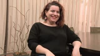 L'interview de Ronit Laquerrière-Leven, présidente du comité d'organisation du XVIIIème congrès mondial de la fédération mondiale des sourds