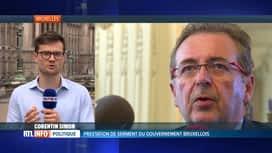 RTL INFO 13H : Le ministre-président bruxellois va prêter serment devant le roi