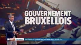 RTL INFO 13H : Quels sont les ministres du nouveau gouvernement bruxellois ?