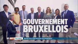 """RTL INFO 19H : Présentation du casting du gouvernement """"Vervoort III"""""""