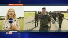 RTL INFO 13H : 21 juillet: les répétitions du défilé militaire s'intensifient