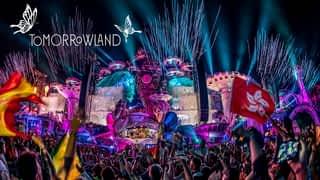 Tomorrowland le Live