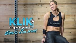 Klik do promjene uz Sanju Žuljević