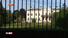 RTL INFO 19H : Explosion dans un restaurant du domaine du château Den Brandt