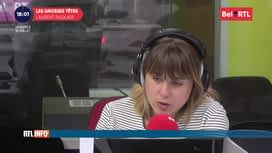 RTL INFO sur Bel RTL : RTL Info 18h du 19/07