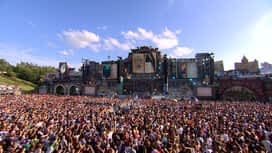 Tomorrowland le Live : Da Tweekaz (1)