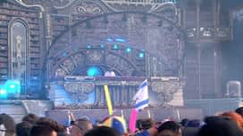 Tomorrowland le Live : Yves V (2)