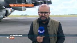 RTL INFO 13H : Les C130 se préparent au défilé militaire