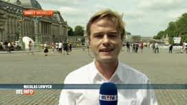 RTL INFO 13H : Le programme de la fête nationale, en direct de Bruxelles