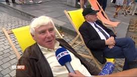 RTL INFO 13H : La fête nationale a débuté ce matin à Bruxelles