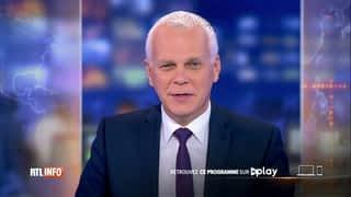 RTL INFO 13H : RTL INFO 13 heures (21/07/2019)