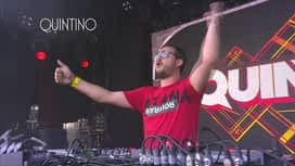 Tomorrowland le Live : Quintino