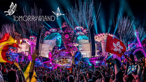 Tomorrowland le live