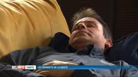 RTL INFO 19H : Canicule: la sieste est-elle bénéfique pour la santé?