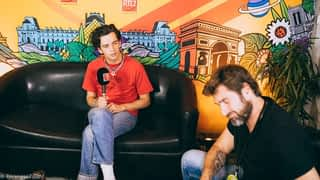 Le son Pop-Rock : The 1975 en interview au festival Lollapalooza