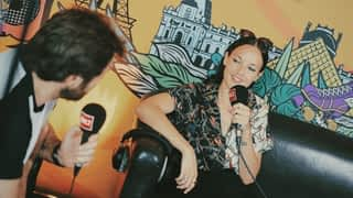 Le son Pop-Rock : Jain en interview au festival Lollapalooza