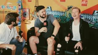 Le son Pop-Rock : Kodaline en interview au festival Lollapalooza