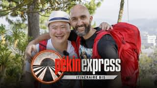 Pékin Express : itinéraire bis