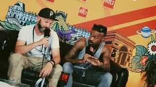 Le son Pop-Rock : Skip The Use en interview au festival Lollapalooza