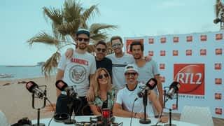 Le son Pop-Rock : RTL2 en direct de Fréjus