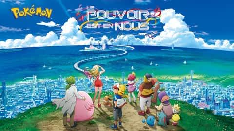 Pokemon, le film : le pouvoir est en nous en replay