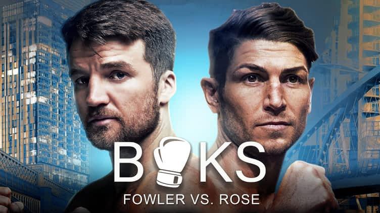 Boks: Fowler vs. Rose