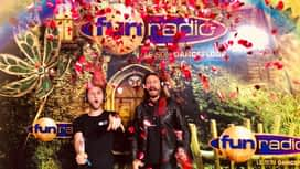 Fun Radio Family : BOB SINCLAR en interview sur Fun Radio à Tomorrowland 2019