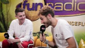 Fun Radio Family : DEEPEND en interview sur Fun Radio à Tomorrowland 2019