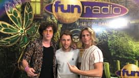 Fun Radio Family : OFENBACH en interview sur Fun Radio à Tomorrowland 2019