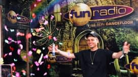 Fun Radio Family : Klingande en interview sur Fun Radio à Tomorrowland 2019